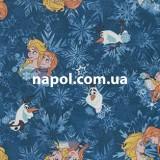 Детское ковровое покрытие Frozen 77