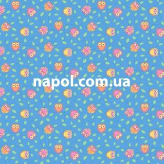 Детское ковровое покрытие Happy Owl 75