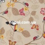 Детское ковровое покрытие Happy Tree 33