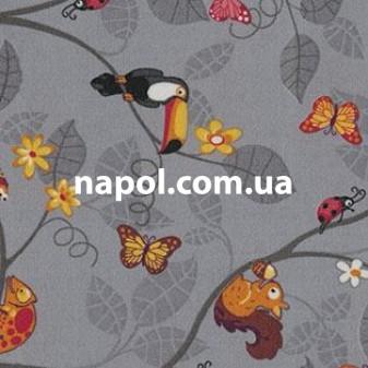 Детское ковровое покрытие Happy Tree 90