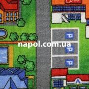 Детское ковровое покрытие Playcity 97