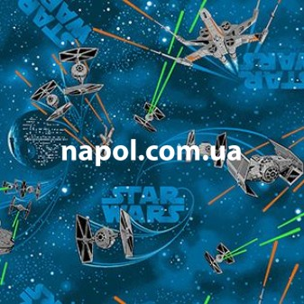 Детское ковровое покрытие Star Wars 75