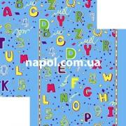 Ковер для детской комнаты Буквы и Цифры 5