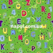 Ковер для детской комнаты Буквы и Цифры 6