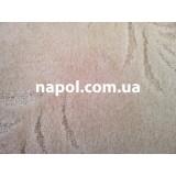 Белый ковролин Domo Fern 39