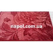 Ковролин красный Domo NEW FOREST 316