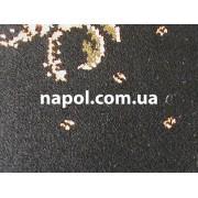Ковролин черный Balta WILTON 2102 90