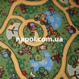 Детские ковры с рисунком Карусель 600