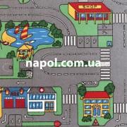 Ковровое покрытие в детскую Playground