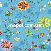Ковер цветок Цветы 10
