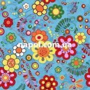 Ковролин в детский сад Цветы 30