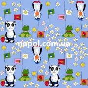 Ковровое покрытие в детский сад Веселые Зверюшки 5162