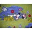 Ковролин с детским рисунком Кот и Мыша
