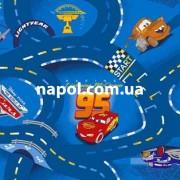 Дорожный коврик World of Cars 77