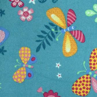 Большой детский коврик на пол Papillon 27