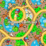 Ковры для детского сада Карусель 170