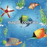 Коврик для ног детский Море
