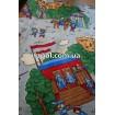 Детский ковер для мальчика Рыцари