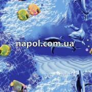Коврики для детей Океан