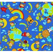 Ковер для детской комнаты Радуга 500