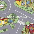 Линолеум детский Bingo Traffic 50