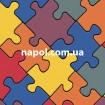 Линолеум для детской комнаты Bingo Puzzle 50