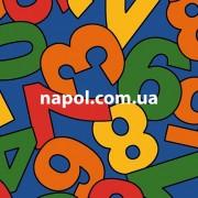 Линолеум детский Bubblegum & Liquorice NUMBERS 76