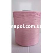 Нитки для коврового оверлока светло-розовая