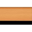 Плинтус с кабель каналом с прорезиненными краями